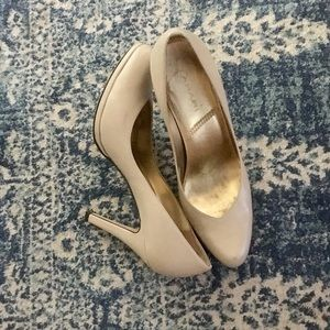 Nude Tahari pumps